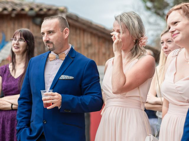 Le mariage de Loïc et Alexiane à Bourriot-Bergonce, Landes 60