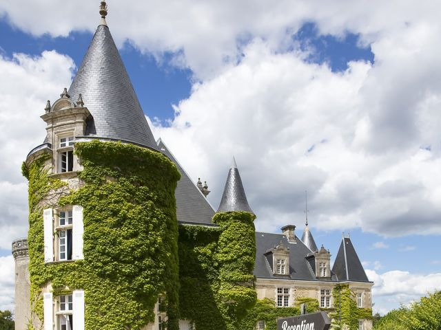 Le mariage de Alex et Gretchen à Biras, Dordogne 12
