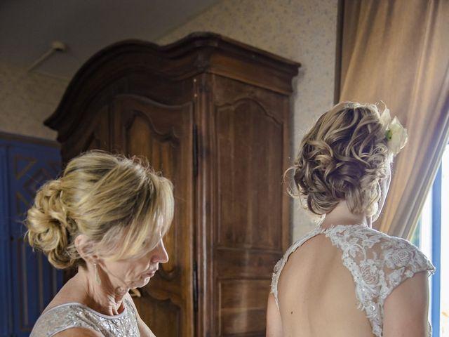 Le mariage de Alex et Gretchen à Biras, Dordogne 28