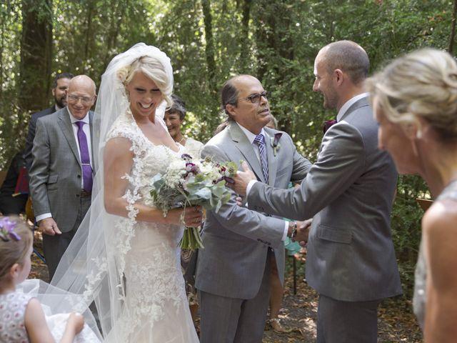 Le mariage de Alex et Gretchen à Biras, Dordogne 37