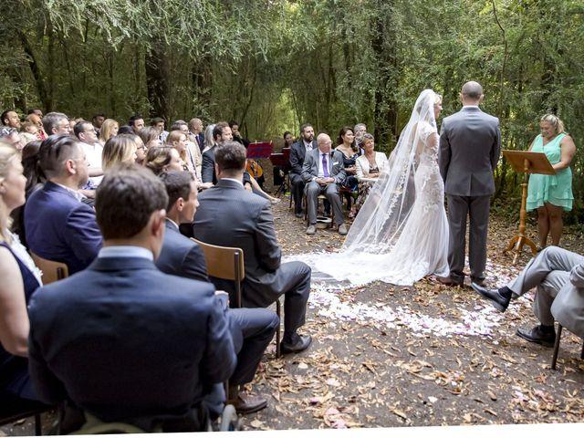 Le mariage de Alex et Gretchen à Biras, Dordogne 40