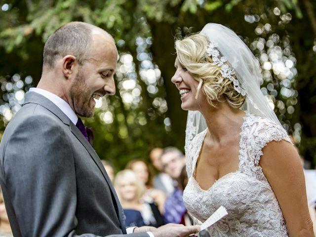 Le mariage de Alex et Gretchen à Biras, Dordogne 41