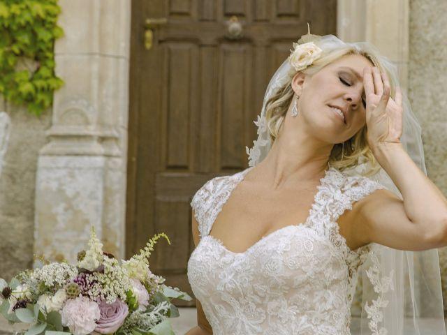 Le mariage de Alex et Gretchen à Biras, Dordogne 45