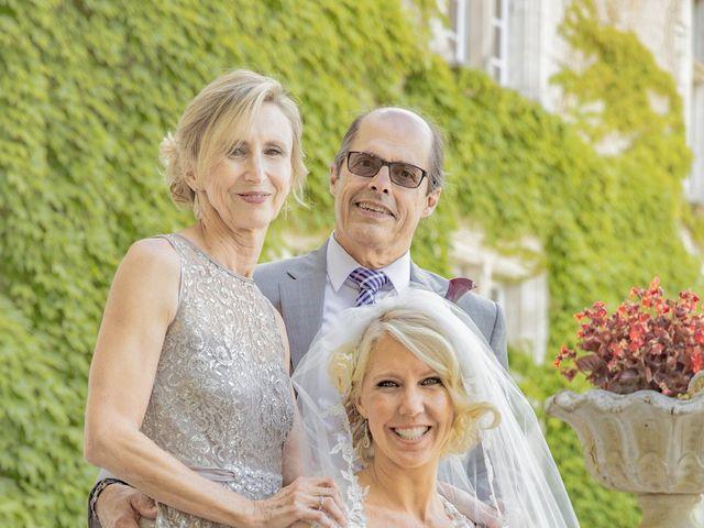 Le mariage de Alex et Gretchen à Biras, Dordogne 50