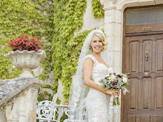 Le mariage de Alex et Gretchen à Biras, Dordogne 53