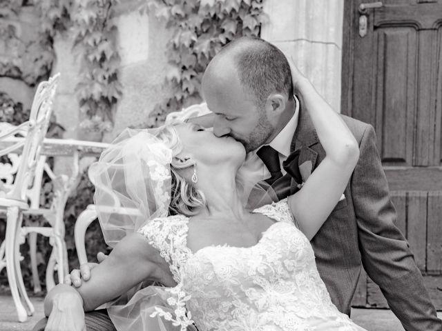Le mariage de Alex et Gretchen à Biras, Dordogne 54