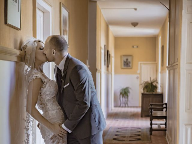 Le mariage de Alex et Gretchen à Biras, Dordogne 55