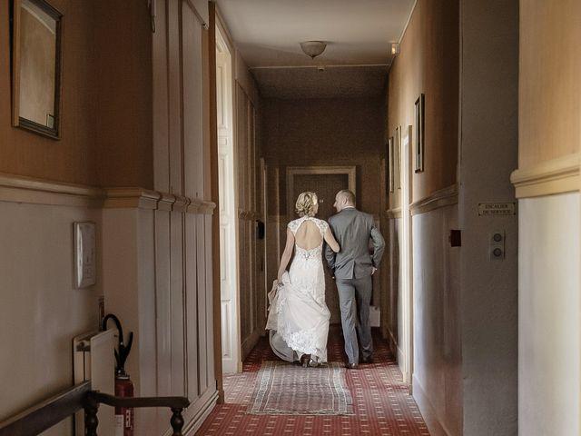 Le mariage de Alex et Gretchen à Biras, Dordogne 56
