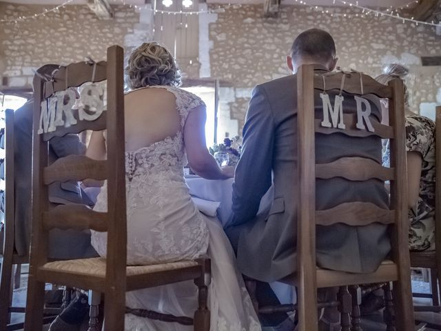 Le mariage de Alex et Gretchen à Biras, Dordogne 62