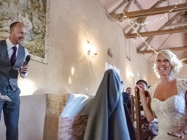 Le mariage de Alex et Gretchen à Biras, Dordogne 65