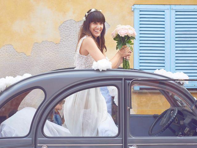 Le mariage de Benjamin et Chloé à Cagnes-sur-Mer, Alpes-Maritimes 9