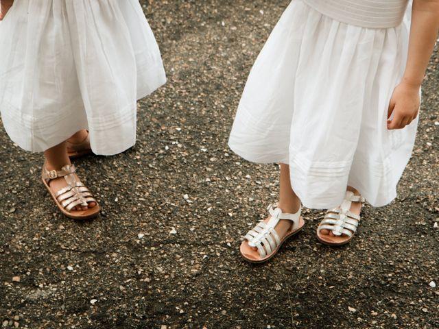 Le mariage de Yann et Mélanie à Pommiers, Rhône 4