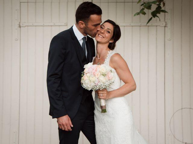 Le mariage de Yann et Mélanie à Pommiers, Rhône 7