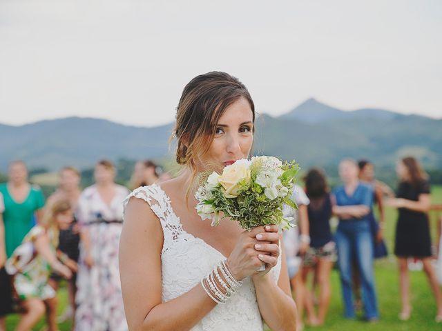 Le mariage de clément et julie à Saint-Pée-sur-Nivelle, Pyrénées-Atlantiques 22