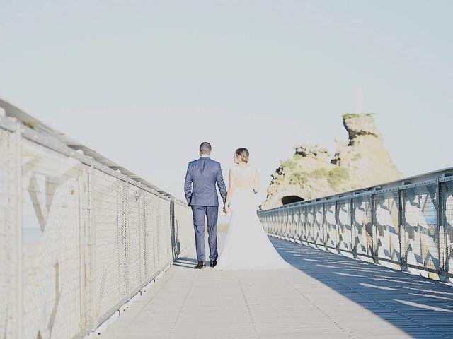 Le mariage de clément et julie à Saint-Pée-sur-Nivelle, Pyrénées-Atlantiques 32