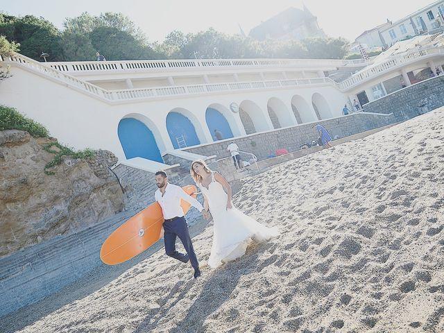 Le mariage de clément et julie à Saint-Pée-sur-Nivelle, Pyrénées-Atlantiques 39