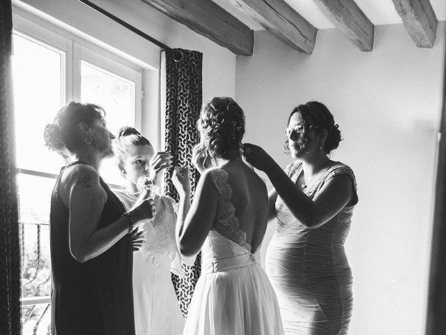 Le mariage de Thomas et Mélina à Lamorlaye, Oise 5