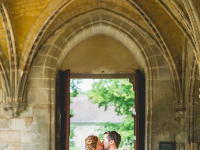 Le mariage de Thomas et Mélina à Lamorlaye, Oise 14