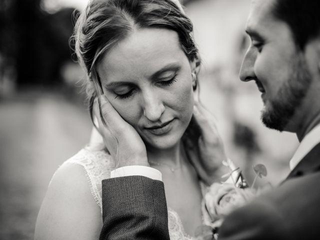 Le mariage de Thomas et Mélina à Lamorlaye, Oise 1