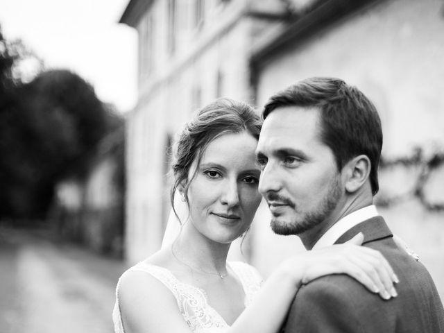 Le mariage de Thomas et Mélina à Lamorlaye, Oise 16