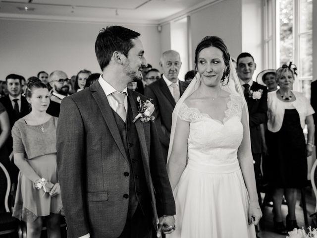 Le mariage de Thomas et Mélina à Lamorlaye, Oise 19