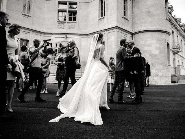 Le mariage de Thomas et Mélina à Lamorlaye, Oise 24