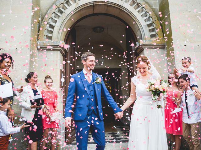 Le mariage de Thomas et Mélina à Lamorlaye, Oise 31