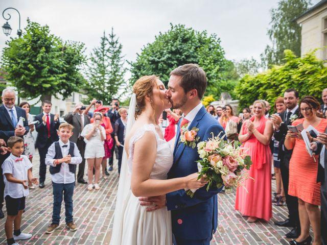 Le mariage de Thomas et Mélina à Lamorlaye, Oise 32