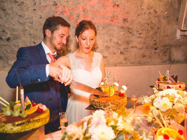 Le mariage de Mélina et Thomas