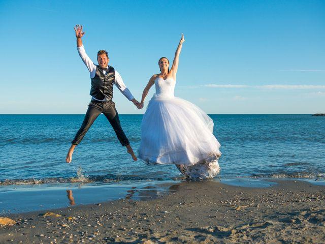 Le mariage de Olivia et Alan