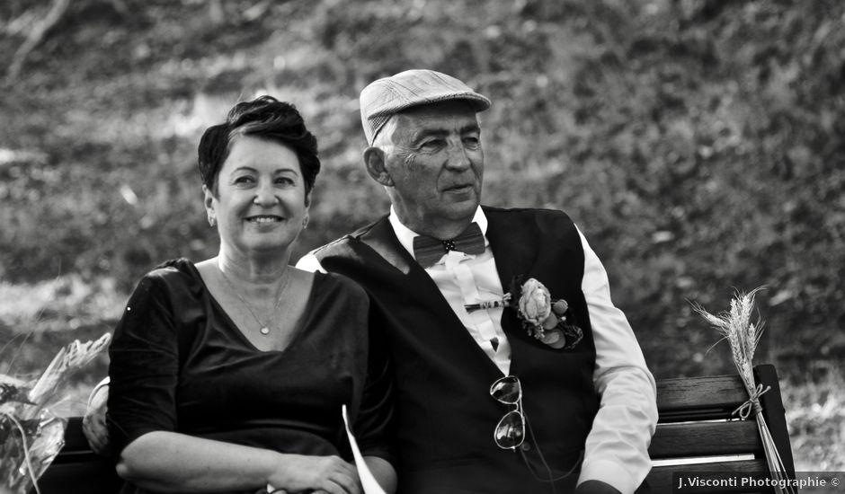 Le mariage de Francis et Josiane à La Valette-du-Var, Var