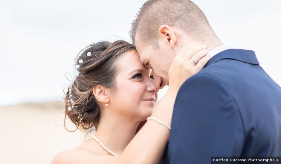 Le mariage de Loïc et Alexiane à Bourriot-Bergonce, Landes