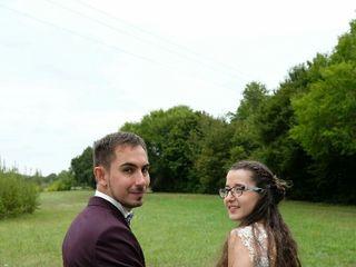 Le mariage de Oriane et Kevin 1