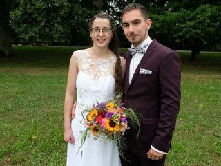 Le mariage de Oriane et Kevin