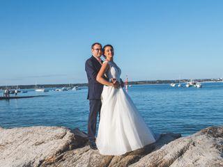 Le mariage de Sandy et Sébastien
