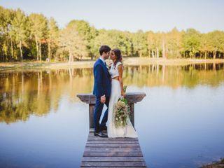 Le mariage de Talissa et Edouard