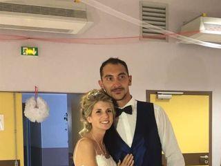 Le mariage de Marine et Jordan 1