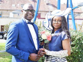 Le mariage de Francoise et Fritz