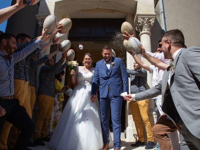 Le mariage de Yohann et Eloïse à Loriol-sur-Drôme, Drôme 64