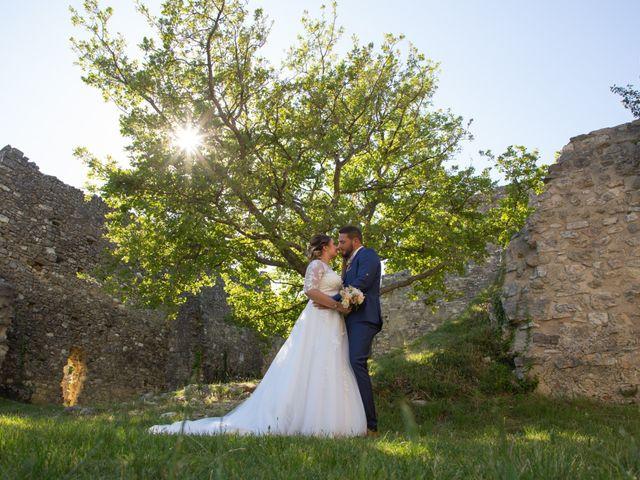 Le mariage de Eloïse et Yohann