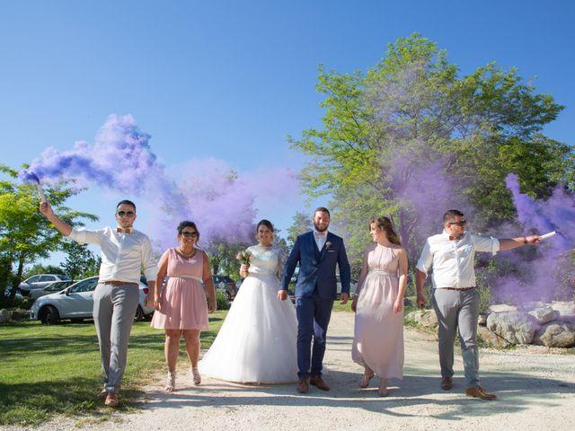 Le mariage de Yohann et Eloïse à Loriol-sur-Drôme, Drôme 75