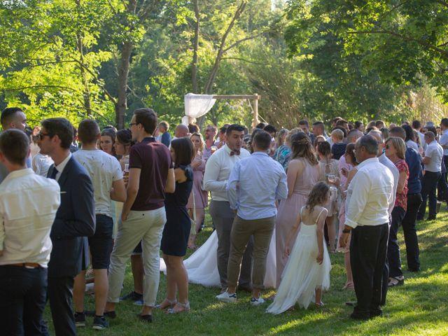 Le mariage de Yohann et Eloïse à Loriol-sur-Drôme, Drôme 80