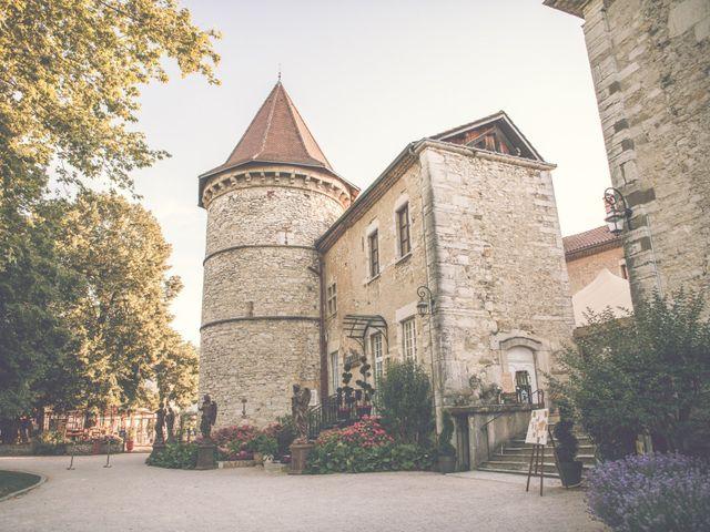 Le mariage de Sébastien et Loana à Saint-Quentin-Fallavier, Isère 15