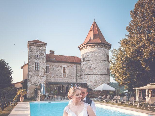 Le mariage de Sébastien et Loana à Saint-Quentin-Fallavier, Isère 38