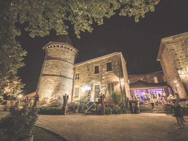Le mariage de Sébastien et Loana à Saint-Quentin-Fallavier, Isère 42