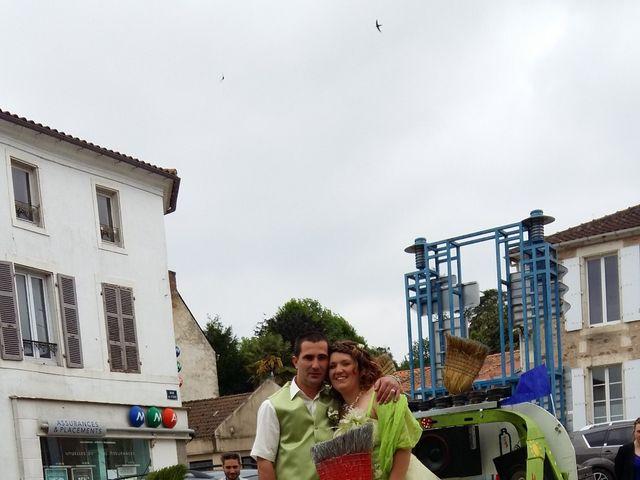 Le mariage de Emmanuel et Natacha à Le Champ-Saint-Père, Vendée 4