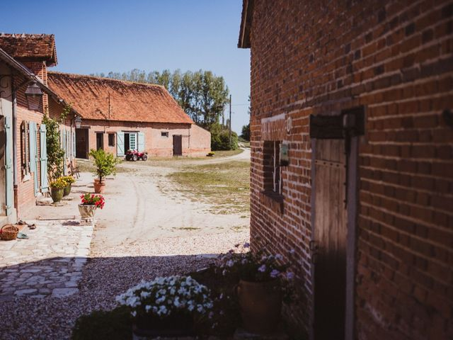 Le mariage de Edouard et Talissa à Isdes, Loiret 2