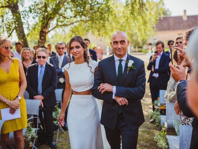 Le mariage de Edouard et Talissa à Isdes, Loiret 1