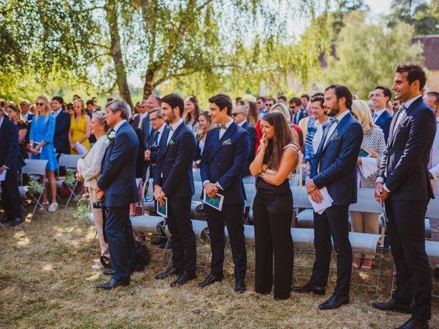 Le mariage de Edouard et Talissa à Isdes, Loiret 9