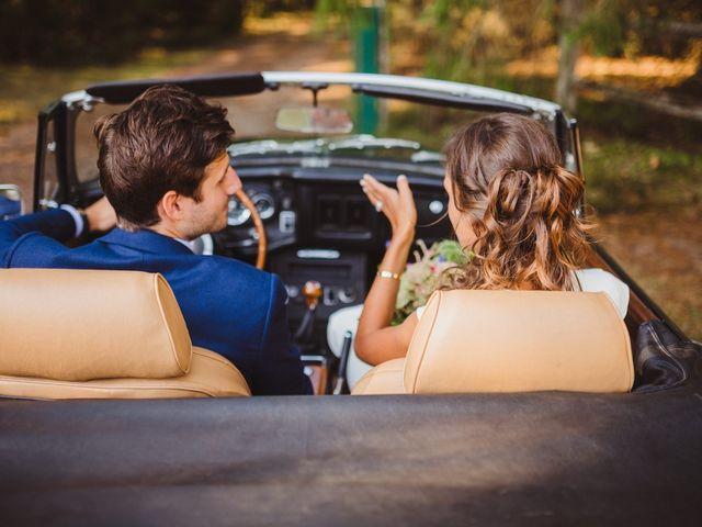 Le mariage de Edouard et Talissa à Isdes, Loiret 14